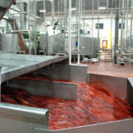 Badger State Fruit Processing's Cranberry Juice Concentrate, single strength cranberry juice, not from concentrate