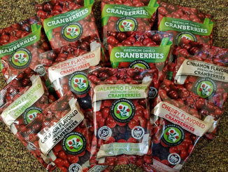 Red River Cranberries